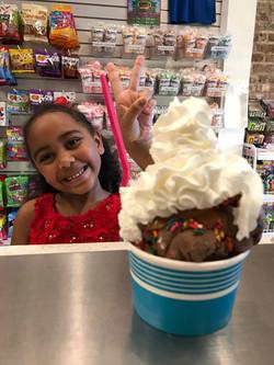 Giant Ice Cream Scoop