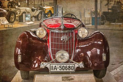 Romeo, mein Romeo - © zoo-o-grafie - AWa / Verkehrsmuseum