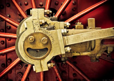 Loklächeln - © zoo-o-grafie - AWa / Verkehrsmuseum