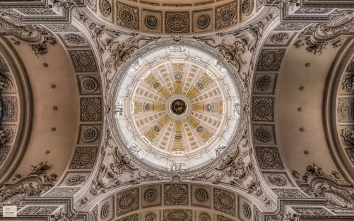 Der Himmel aus Stein  - St. Kajetan München - ©zoo-o-grafie - AWa