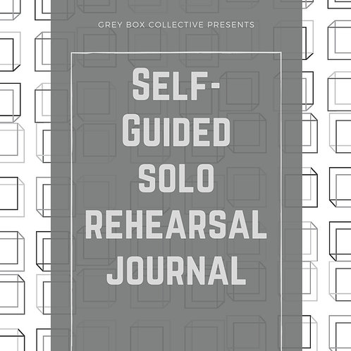Self-Guided Rehearsal eJournal
