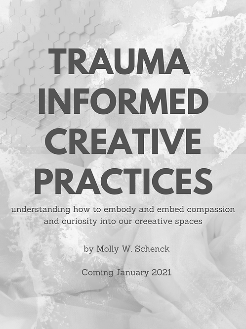 Trauma Informed Creative Practices eBook