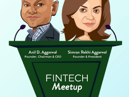 Fintech Meetup Reinvents the Conference Experience