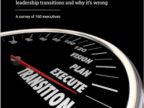 A New Report from the History Factory Underscores the Importance of Succession Planning