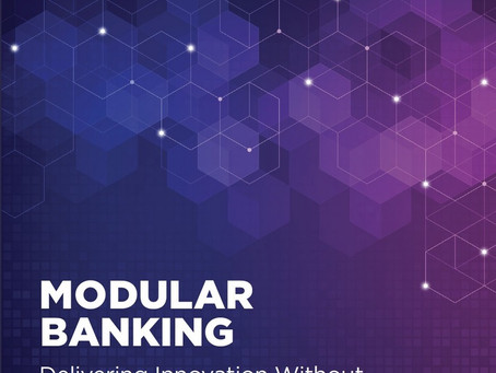 New Cornerstone Advisors/Agora Services Study Supports Modular Banking Initiatives