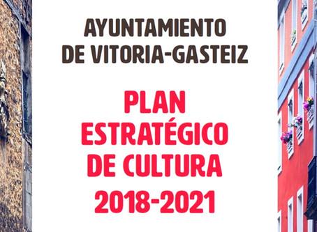 Secretaría Técnica del Plan Estratégico de Cultura de Vitoria - Gasteiz 2018 - 2021