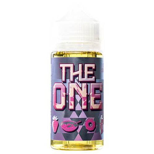 The One Premium E-Juice 100ml