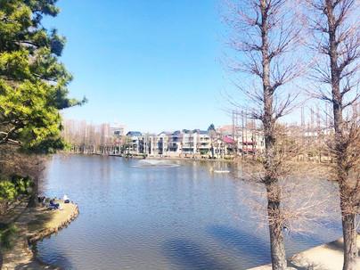 浦和の癒し別所沼公園