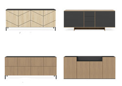 V6 credenza collection