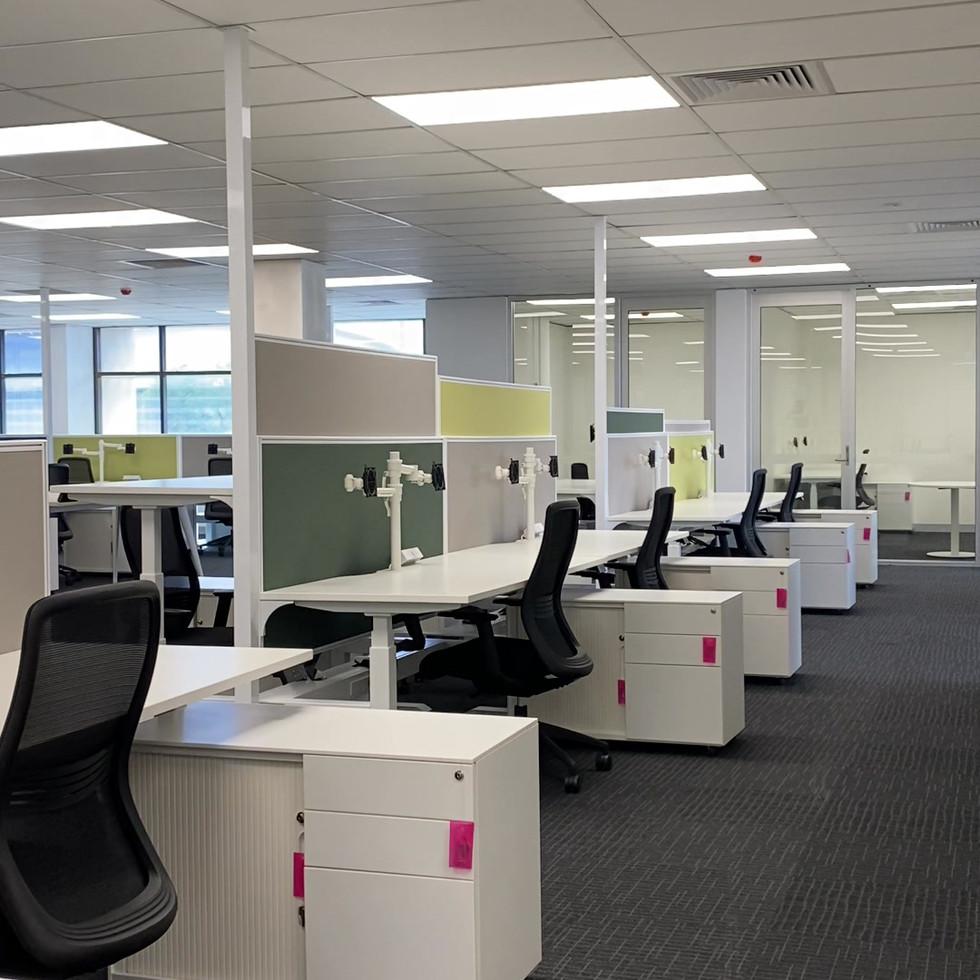 VYSTAN Project Jan 2021.  NTG TEHS Casuarina Plaza:  Builder - Expansive.  Loose Furniture VYSTAN. ©. MOV