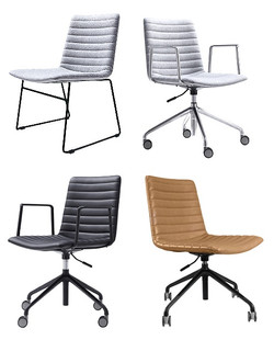 Rib Chair Collection