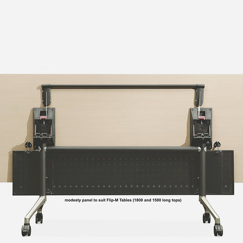 VX Flip-M Modesty Panel (black)