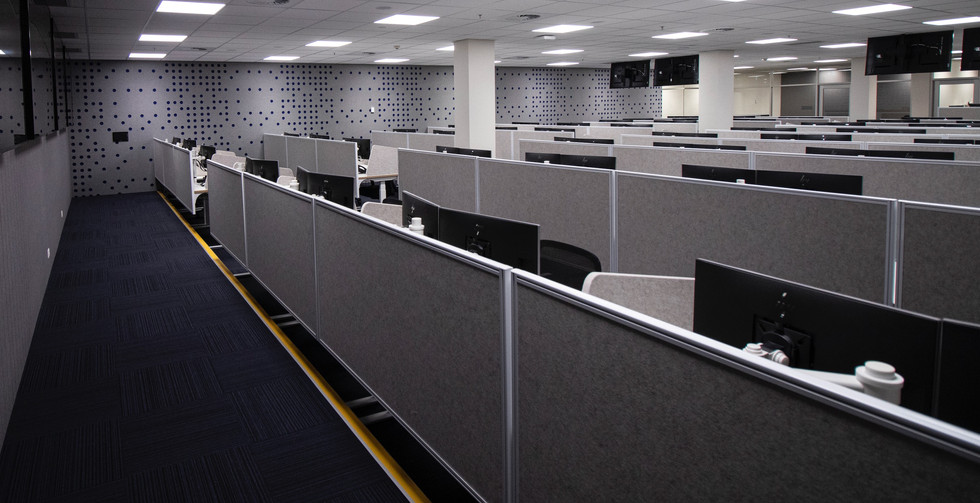 VYSTAN Project Jan 2021:  NT Call Centre. ©
