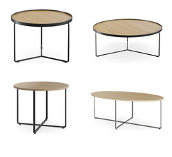 V8 coffee tables