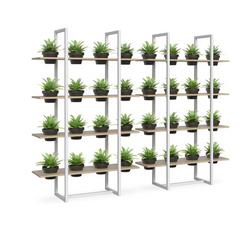 V8 wall planter