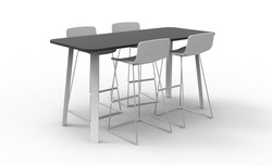 V6 blade high table