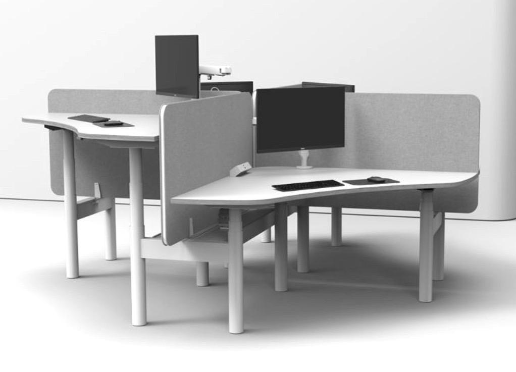 V6 120degree S2S desk