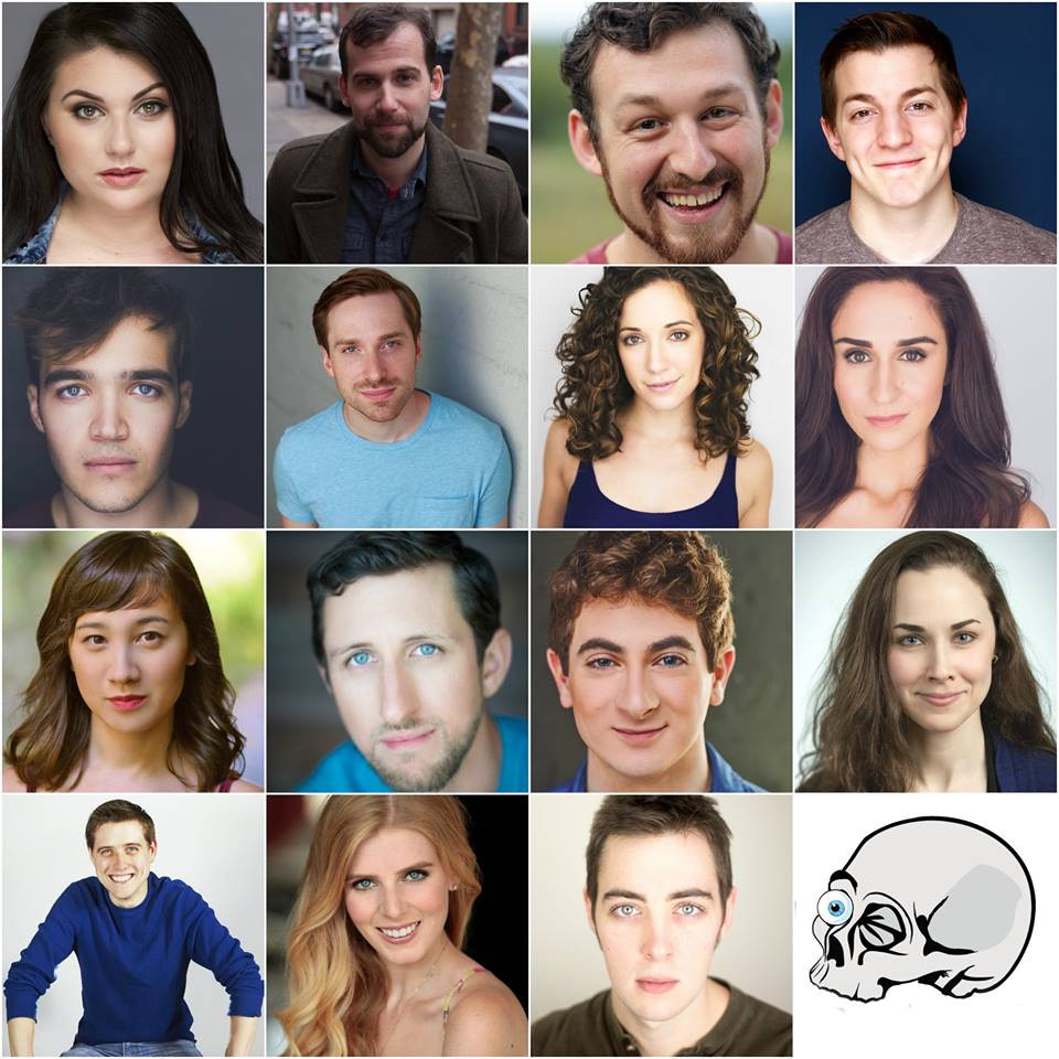 The 2018 Resident Acting Company
