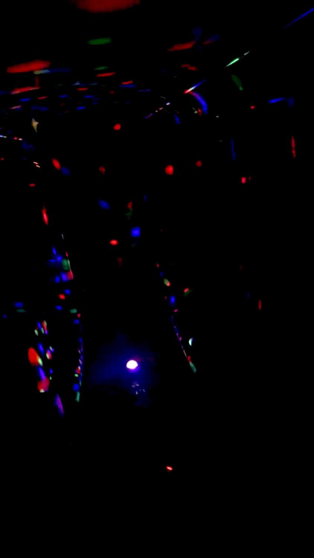 Party Bus Light Show