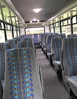 Event Bus Seating