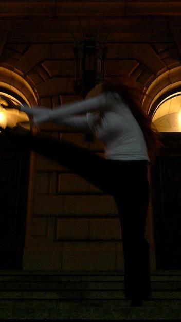 << a Dance Intervention >>