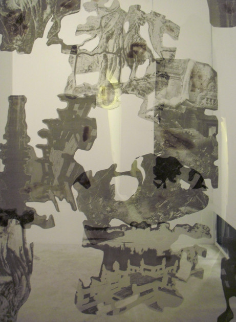 """Waterfalls and Angkor"" (first install)"