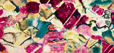 """Rhythm Drops Mineral Patterns"""