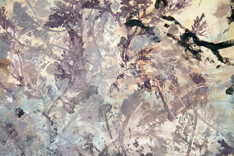 """Submerged Grave"" (detail shot, center)"