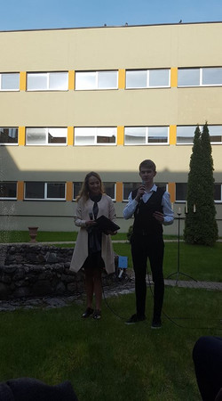 Greta ir Dominykas