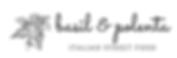 Basil & Polenta Logo