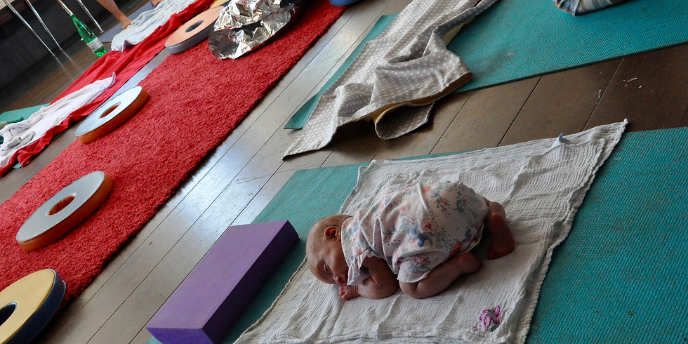 Baby Mindful Taster Workshop