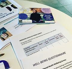 wellbeing & stress management programme