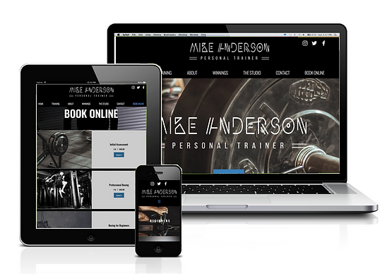 Mike Anderson Mock-Up
