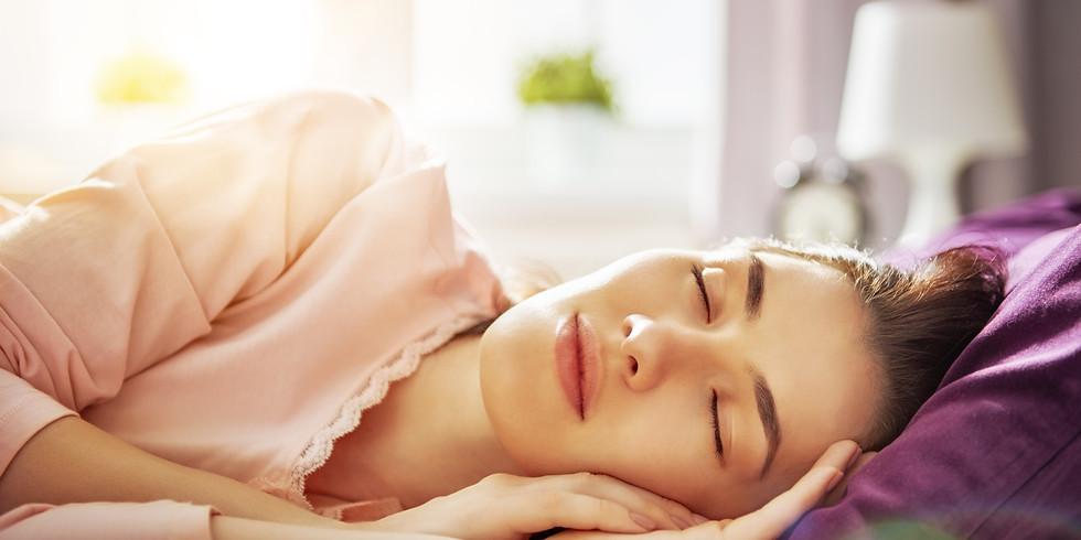 Mindfulness & Sleep Workshop