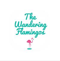 The Wandering Flamingos Logo