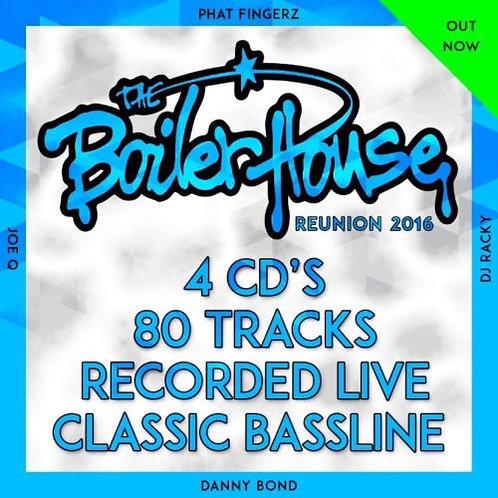 Boiler House Reunion 2016 - Box Set