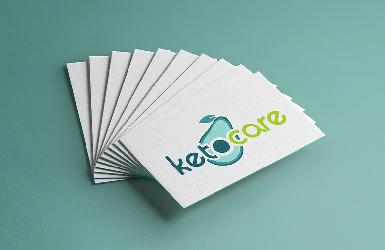 Ketocare Business Cards