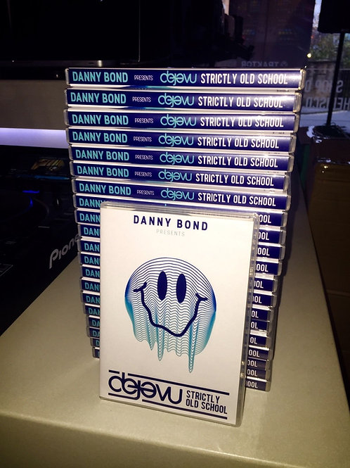 DejaVu - Box Set (Mixed by Danny Bond)