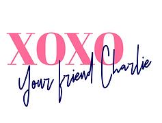 Your Friend Charlie Logo