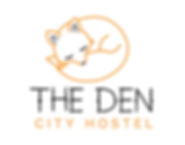The Den City Hostel Logo