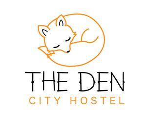 The Den City Hostel Logo