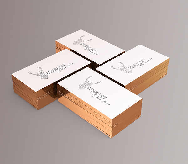 Tribe 92 Business Cards