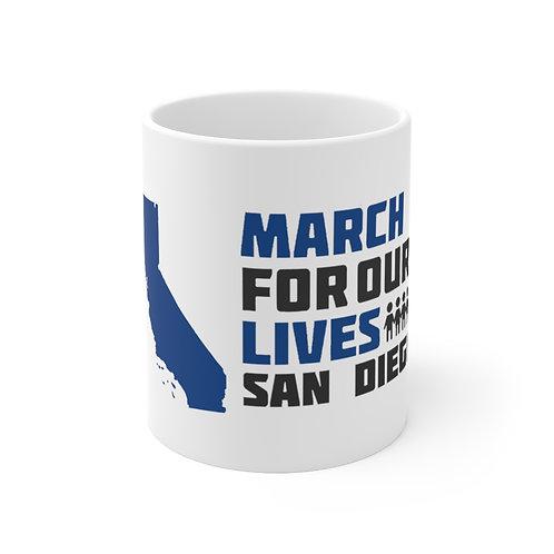 MFOL San Diego Mug
