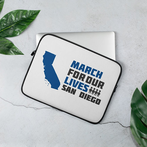 MFOL San Diego Laptop Sleeve