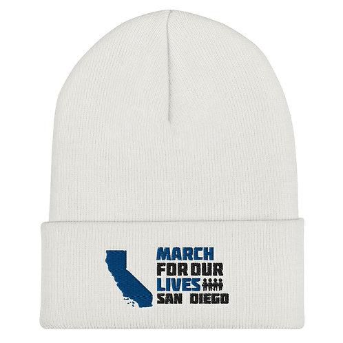 MFOL San Diego Beanie