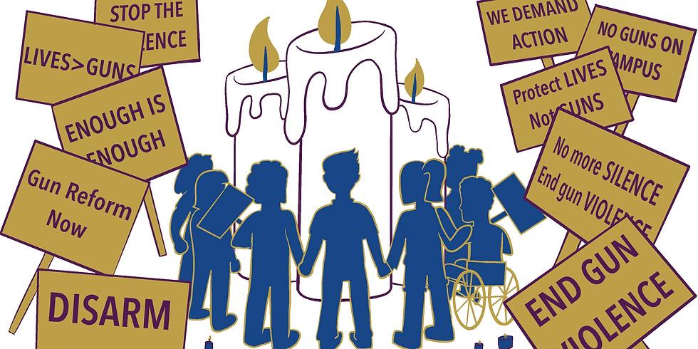 Remembering Parkland and Beyond Virtual Vigil