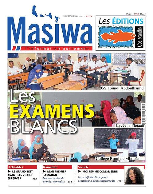 Masiwa n°19