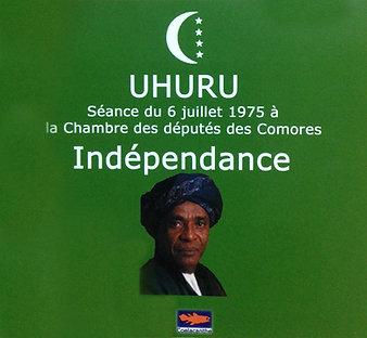 Uhuru-Indépendance