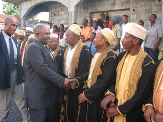 Itw de Saandi Assoumani. «Le FD n'a pas découvert subitement le coup d'État le 30 avril1999»