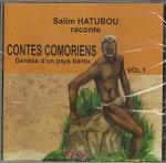 Salim Hatubou raconte. Contes comoriens: genèse d'un pays bantu